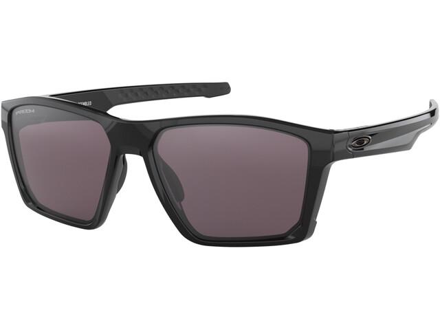 Oakley Targetline Sunglasses polished black/prizm grey